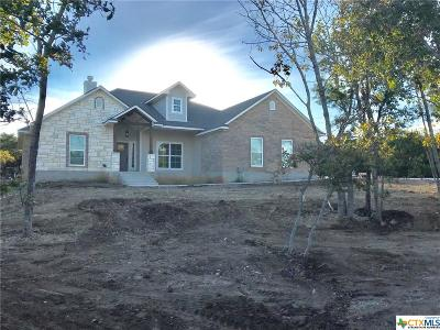 Harker Heights, Killeen, Temple Single Family Home For Sale: 15821 Salado