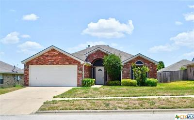 Killeen Single Family Home For Sale: 4310 Esta Lee