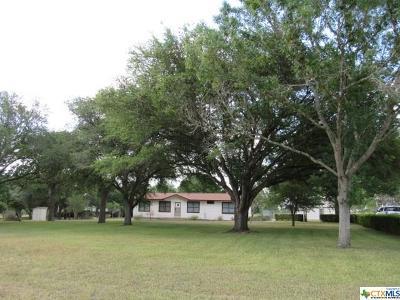 Seguin Single Family Home For Sale: 215 Lange Road