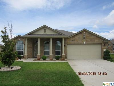 Harker Heights, Killeen, Temple Rental For Rent: 9603 Zayden Drive