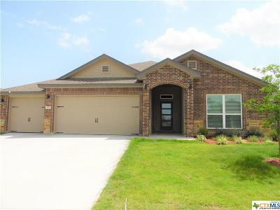 Belton TX Single Family Home For Sale: $228,500
