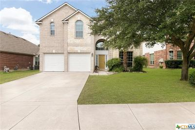 Schertz Single Family Home For Sale: 4520 Union Creek