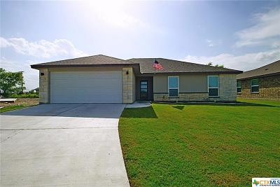 Temple Single Family Home For Sale: 2708 Fossil Creek