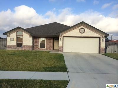 Harker Heights, Killeen, Temple Rental For Rent: 4503 Chelsea Drive