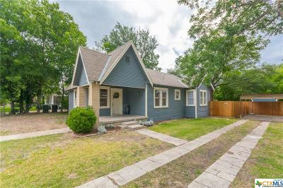 Temple Single Family Home For Sale: 1403 N Main Street
