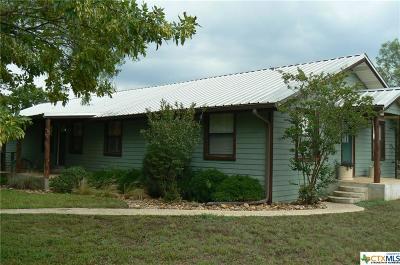 La Vernia Single Family Home For Sale: 3434 Fm 1346