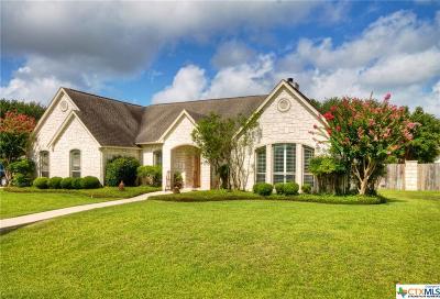 Seguin Single Family Home For Sale: 214 Hermosa
