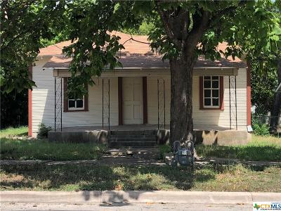 Temple Single Family Home For Sale: 1305 S 45th Street