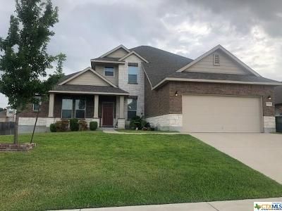 Killeen Single Family Home For Sale: 7009 Gemstone