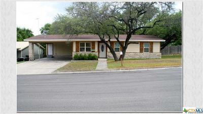 Lampasas Single Family Home For Sale: 1220 W 3rd