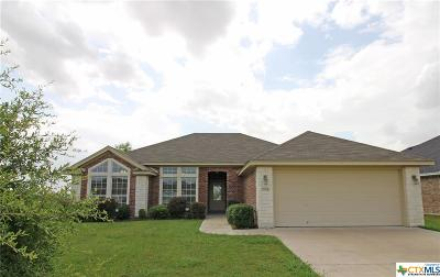 Harker Heights Single Family Home For Sale: 1914 Guinevere Lane