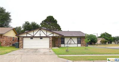 Killeen Single Family Home For Sale: 1420 Opal Road