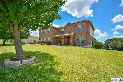 Harker Heights Single Family Home For Sale: 2015 Sandy Point