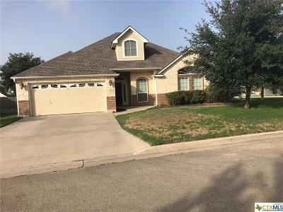 Temple Single Family Home For Sale: 7717 Autumn Wood