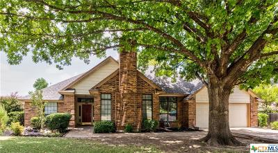 Harker Heights Single Family Home For Sale: 1807 Tanglewood Drive