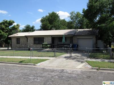 Copperas Cove Single Family Home For Sale: 2401 Meadow Lane
