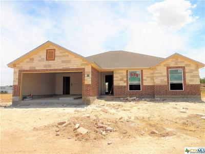 Belton Single Family Home For Sale: 538 Bella Rose