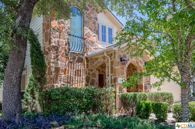San Antonio Single Family Home For Sale: 7510 Eagle Ledge
