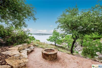 Canyon Lake TX Single Family Home For Sale: $599,000