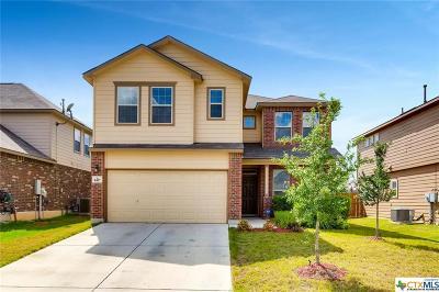 San Antonio Single Family Home For Sale: 8407 Buckhorn Parke