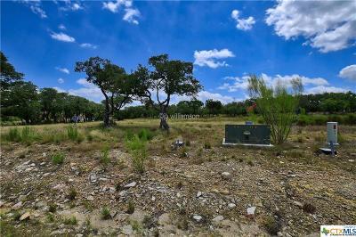 Canyon Lake Residential Lots & Land For Sale: 1572 Lake Ridge