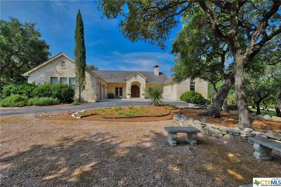 New Braunfels Single Family Home For Sale: 372 Shady Hollow