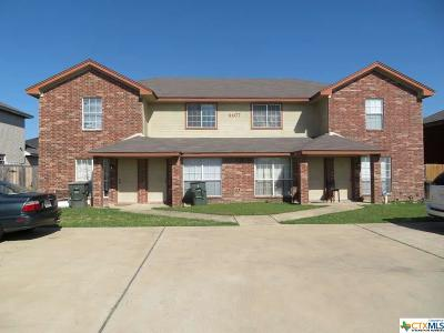 Harker Heights, Killeen, Temple Rental For Rent: 4407 Alan Kent Drive #B