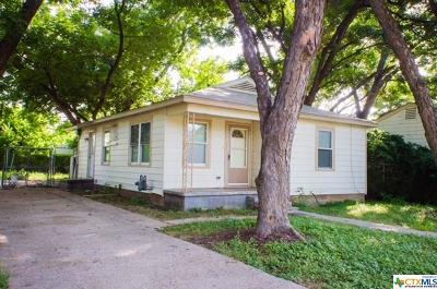 Killeen Single Family Home For Sale: 515 Blake Street