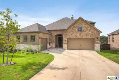 New Braunfels Single Family Home For Sale: 1074 Boulder Run