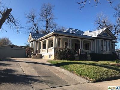New Braunfels Single Family Home For Sale: 155 E Garden