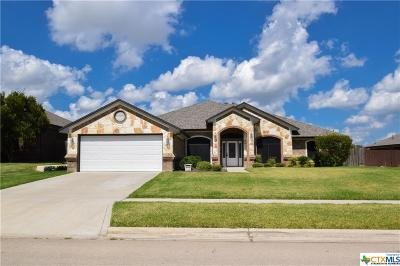 Killeen Single Family Home For Sale: 6405 Flat Slate Drive