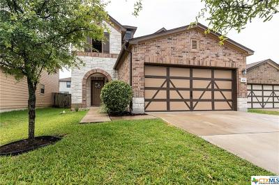 Temple Single Family Home For Sale: 9176 Sage Loop Court