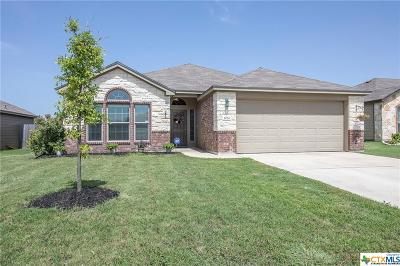 Temple Single Family Home For Sale: 1024 Roanoke Drive
