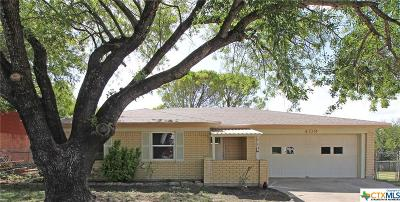 Copperas Cove Single Family Home For Sale: 409 Myra Lou Avenue
