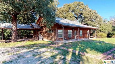 Guadalupe County Single Family Home For Sale: 2606 Sherrill Road