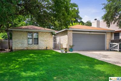 San Marcos Single Family Home For Sale: 612 Chicago
