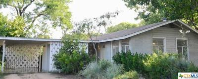 Austin Single Family Home For Sale: 1609 Cloverleaf