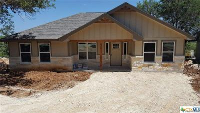 Spring Branch TX Single Family Home For Sale: $169,500
