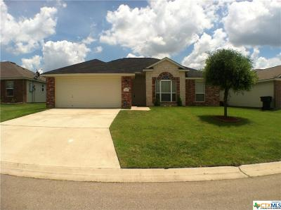 Harker Heights, Killeen, Temple Rental For Rent: 1023 Westbury