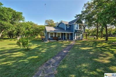 Seguin Single Family Home For Sale: 258 Saw Mill