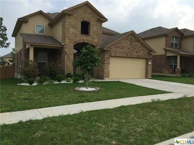 Killeen Single Family Home For Sale: 3512 Lorne Drive
