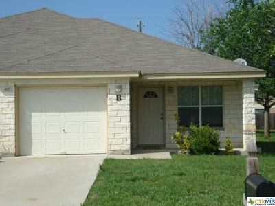 Harker Heights, Killeen, Temple Rental For Rent: 415-B Clore