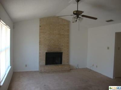 Harker Heights, Killeen, Temple Rental For Rent: 2122 Schwertner