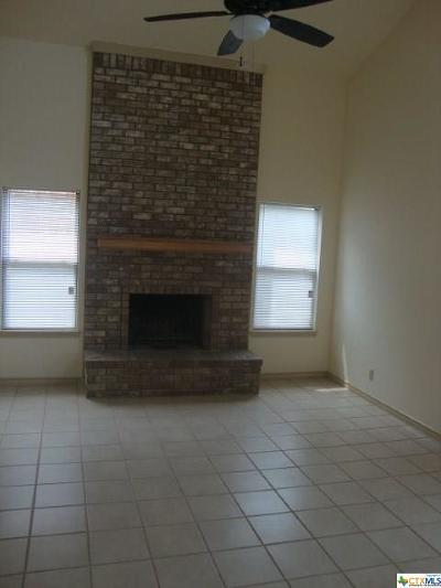 Harker Heights, Killeen, Temple Rental For Rent: 2610 Tortuga