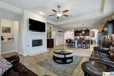 San Marcos Single Family Home For Sale: 523 Old Settlers