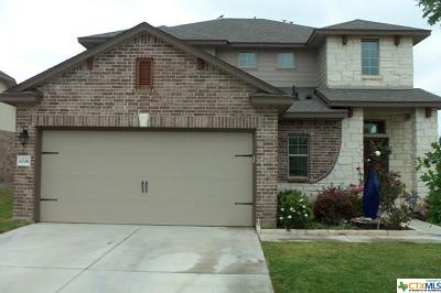 Killeen TX Single Family Home For Sale: $175,000