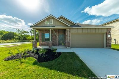 New Braunfels TX Single Family Home For Sale: $244,900