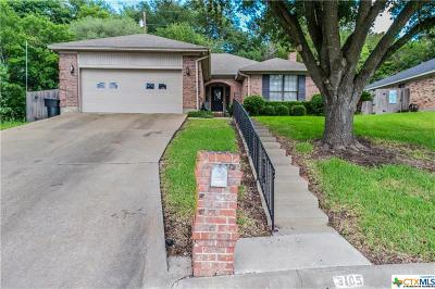 Temple Single Family Home For Sale: 3105 Pecan Valley Drive