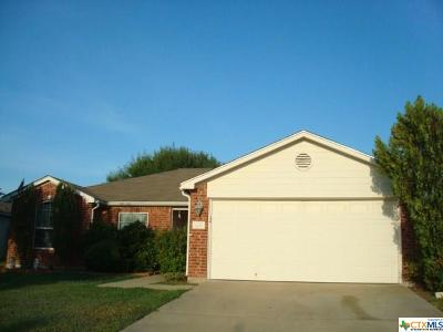 Temple Single Family Home For Sale: 1205 Madison