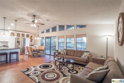 Canyon Lake Single Family Home For Sale: 1214 Dawnridge Drive